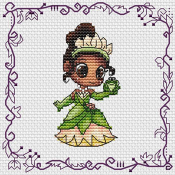 Baby Princess Tiana