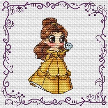 Baby Princess Belle