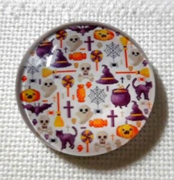 Halloween Party Magnet