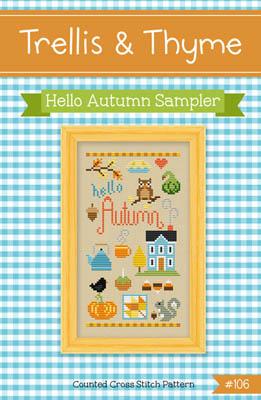 Hellow Autumn Sampler