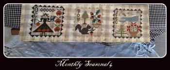 Monthly Seasonal 4