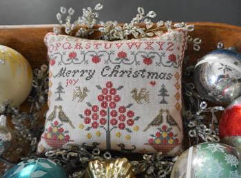 Merry Christmas Sampler, A