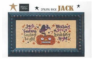 Smiling Back Jack
