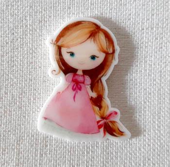 Princess Lili Magnet