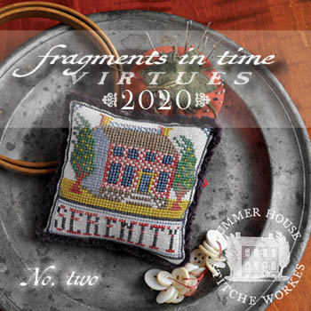 Fragments In Time 2020 - 2 Serenity