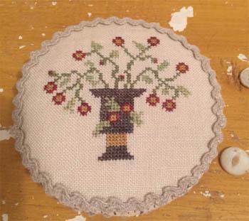 Pinwheel Pin Cushion