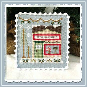 Snow Village 7 - Snow Boutique