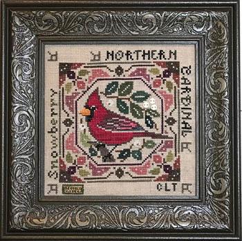 Birdie & Berries - Northern Cardinal