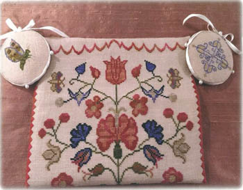 Floral Sewing Case