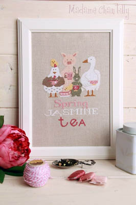 Spring Jasmine Tea
