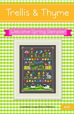 Welcome Spring Sampler