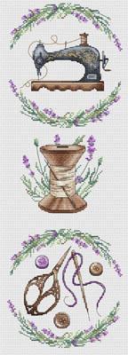 Sewing Lavender