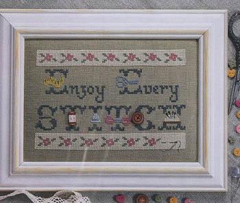 Enjoy Every Stitch