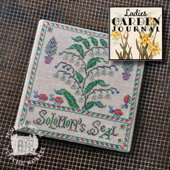 Ladies Garden Journal 3 - Solomon's Seal
