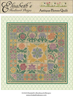 Antique Flower Quilt