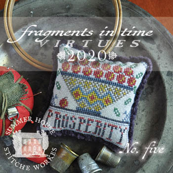 Fragments In Time 2020 - 5 Prosperity