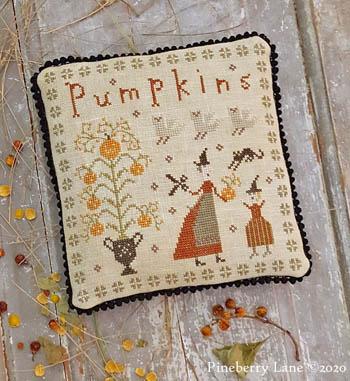 Fancey Blackett - The PerfectPumpkin
