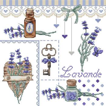 Lavender's Sprig
