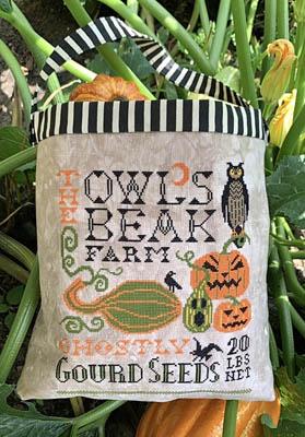 Halloween Seed Sack