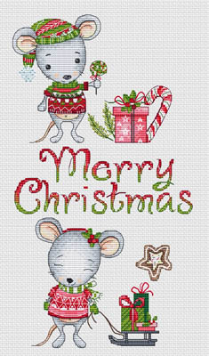 Merry Christmas Mouses