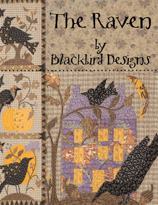 Raven (Applique Designs)