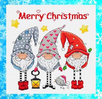 Gnomes De Noel (Christmas Gnomes)