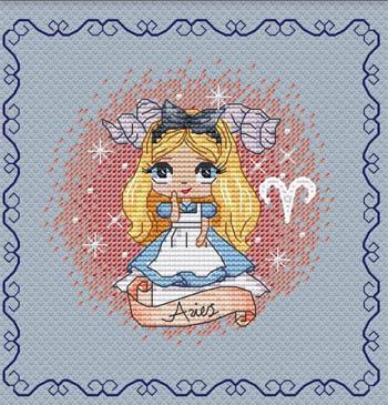 Zodiacal Princess 2 - Aries