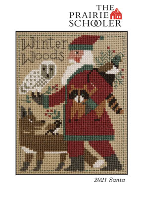 2021 Schooler Santa