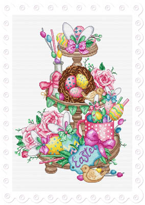 Easter On A Platter