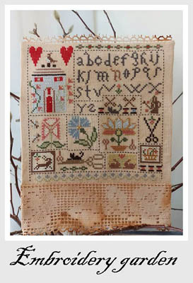 Embroidery Garden