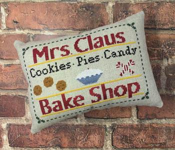 Mrs. Claus Bake Shop
