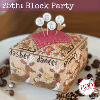 25th Block Party