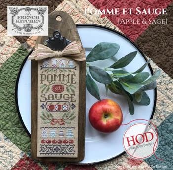 Pomme Et Sauge (Apples & SageFor Fall)