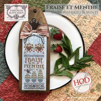 Fraise Et Menthe (Strawberries& Mint)