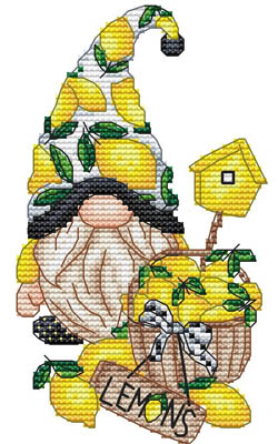 Lemon Gnome