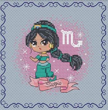 Zodiacal Princess 4 - Scorpio