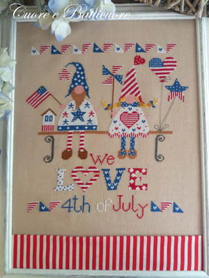 4th Of July In Love