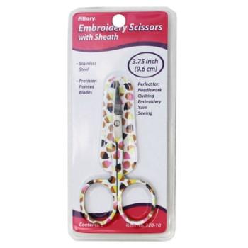 "Embroidery Cupcakes Scissors3.75"" (Item 120)"