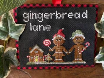 Gingerbread Lane