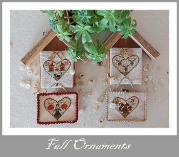 Fall Ornaments