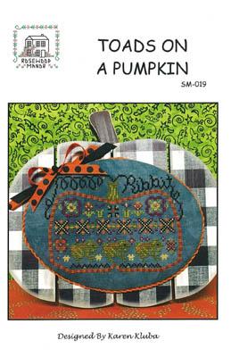 Toads On A Pumpkin