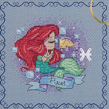Zodiacal Princess 10 - Pyces