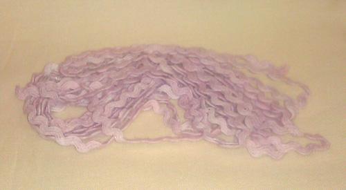"Lilac Rick Rack 1/4"" (3yds)"