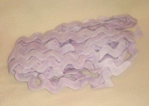 "Lilac Rick Rack 1/2"" (3yds)"