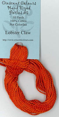 Lobster Claw-Perle Cotton 5